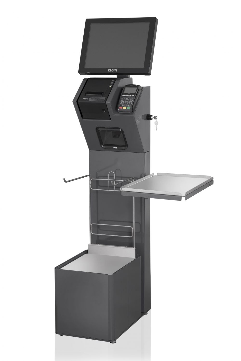 Terminal autoatendimento Self-checkout